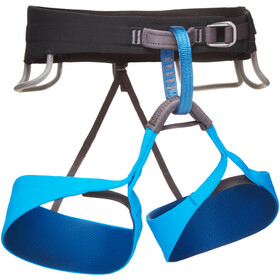 Black Diamond Solution Arnés Hombre, black-ultra blue